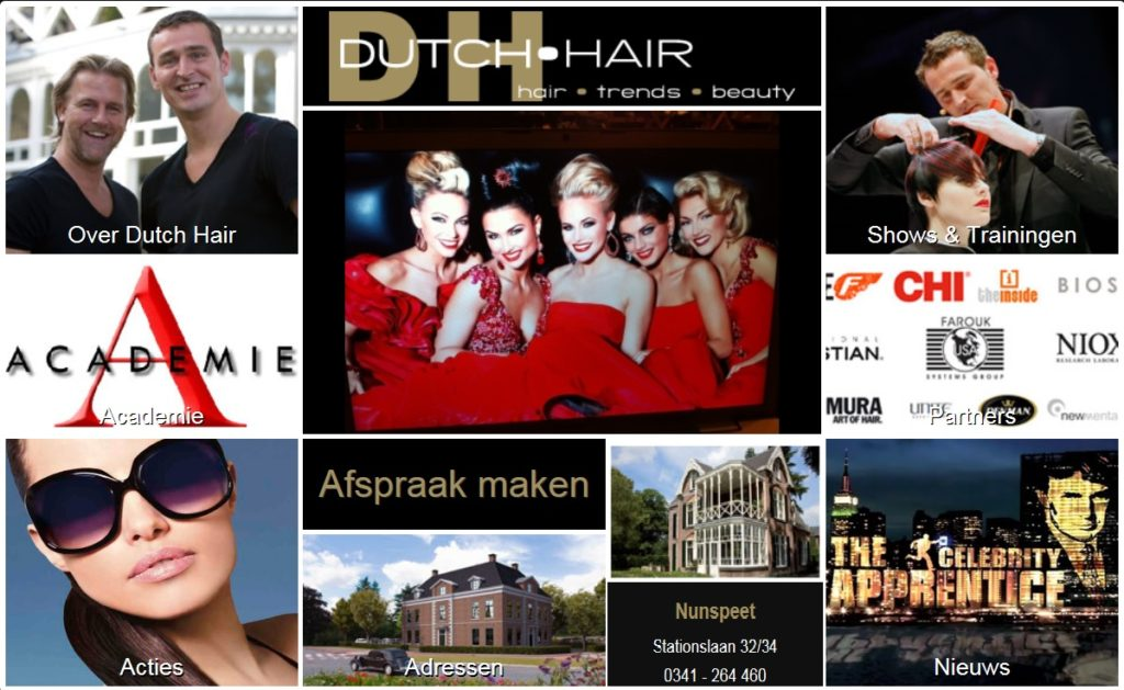 Dutch Hair-Kapper Cor