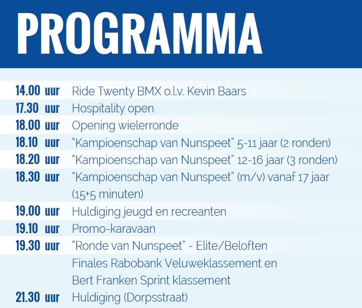 RvN Programma